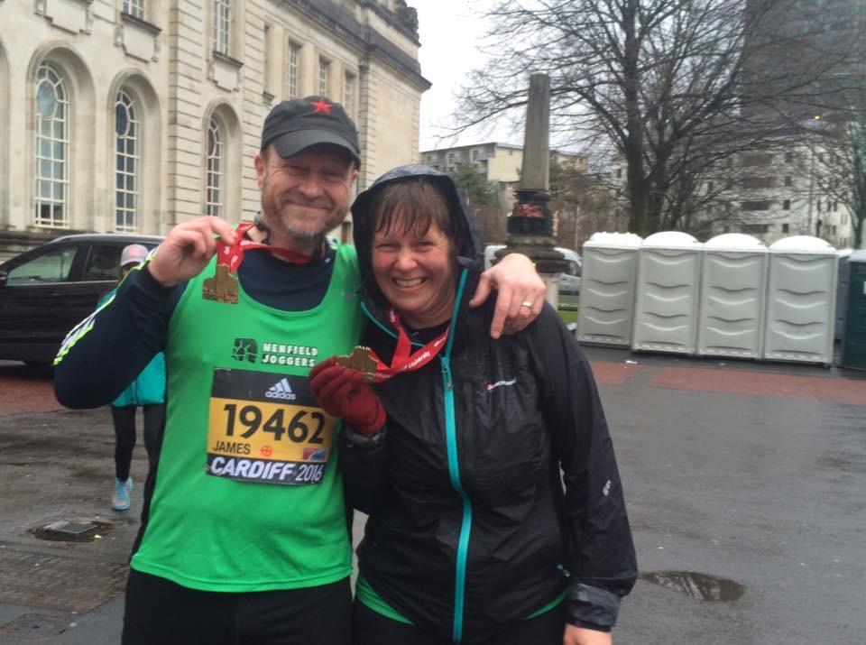 Race Report from Andy – World Half Marathon Championship Cardiff!